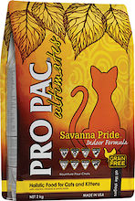 Cat: Savanna Pride Grain-Free Chicken with Fruits and Vegetables