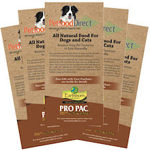 Petfood Direct Brochures (Free)