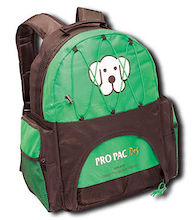 Pro Pac Backpack