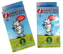 Dog Pickup Bags - Biodegradable (30 pack): FREE Pack with Every Dogfood Order