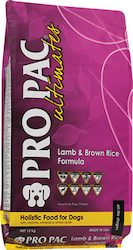 Adult Dog Food: PRO PAC Ultimates - Lamb & Brown Rice (Sensitive)