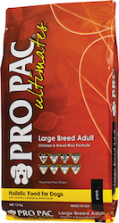 Adult Dog Food: PRO PAC Ultimates - Large Breed Adult