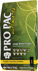 Puppy Dog Food: PRO PAC Ultimates-Large Breed Puppy