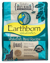 Earthborn Holistic Oven-Baked Dog Treats