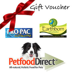 Pet Gifts: Gift Voucher